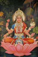 Wealth Mantra of Goddess Lakshmi