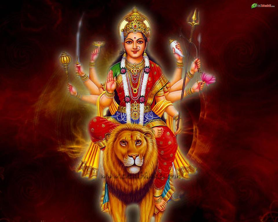 Magical Mantras of Durga