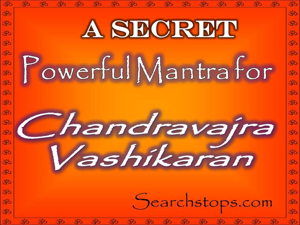 Husband Vashikaran Chandravajra Vashikaran Mantra