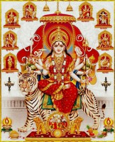 Durga Saptashati Mantra Chanting Effects in Navratri