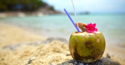 Goodness of Coconut Water- Replenishment & Weight Loss.