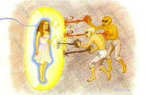 HOW TO DEFEND YOURSELF AGAINST ASTRAL ENERGIES