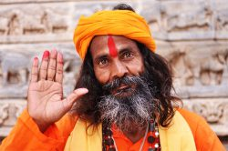 Why do we wear marks  TILAK on the forehead?