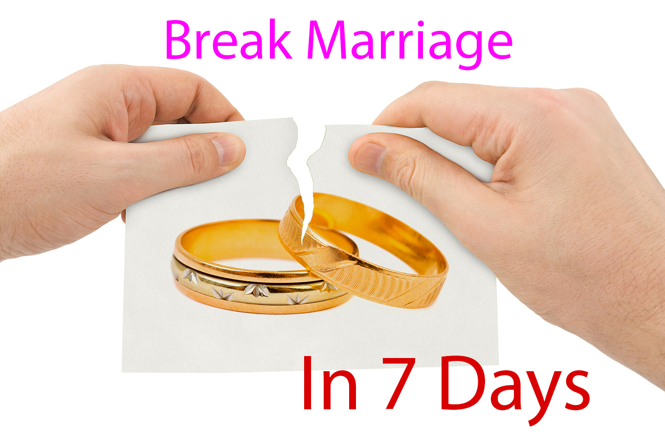 7 days of marriage Can the cure for the common marriage simply be to have more sex some couples whose marriages have grown stale, whether it's from the kids, money woes or a laundry list of other reasons, are .